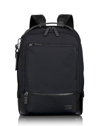 b7d2f15707 Bates Backpack - Harrison - Tumi United States - Black