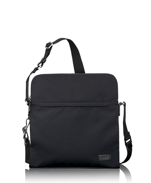 Stratton Crossbody in Black