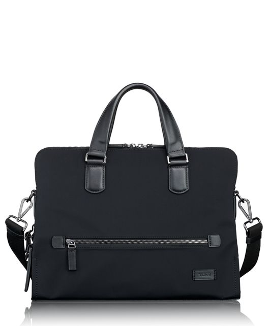 Taylor Portfolio Brief in Black