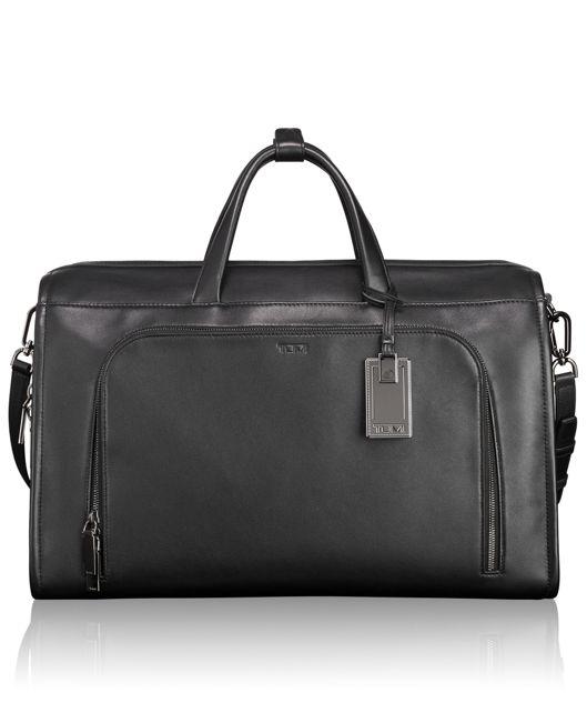 Kora Boston Bag in Black