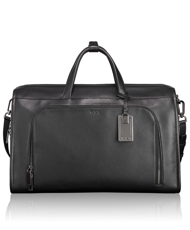 Kora Boston Bag in Black