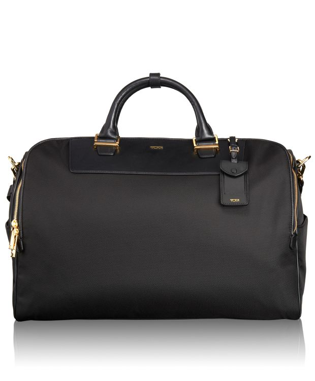 Ashbury Duffel in Black