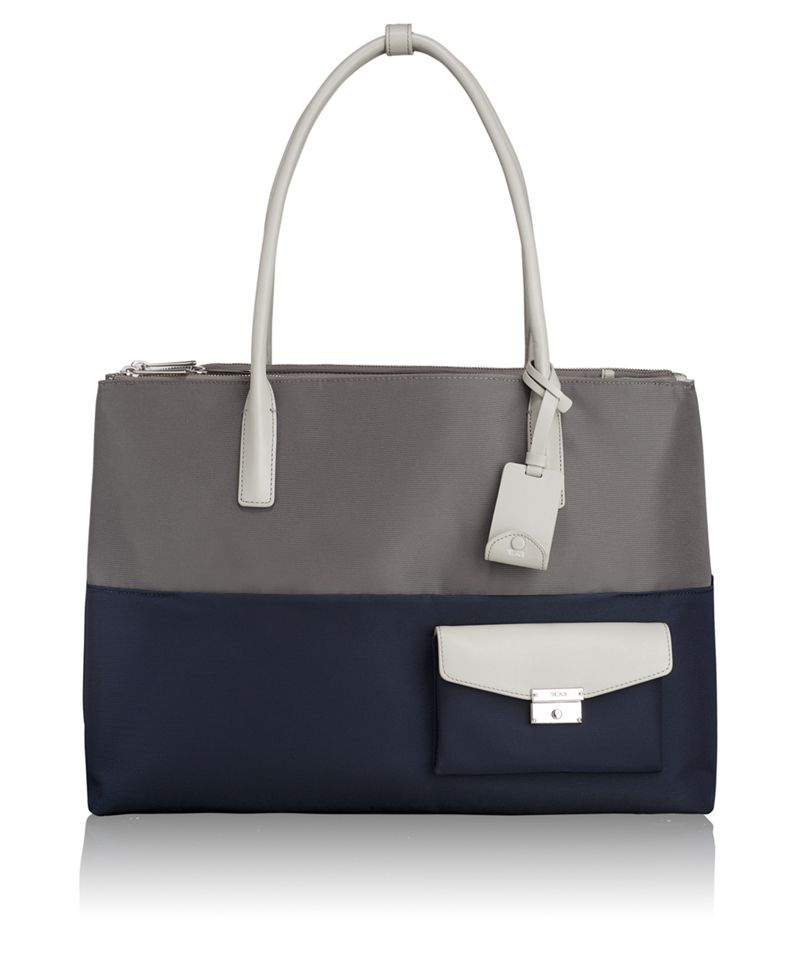 Hayes Triple Compartment Tote