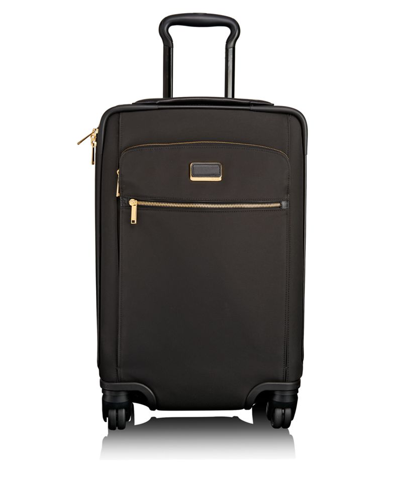 Carla International Expandable 4 Wheeled Carry-On