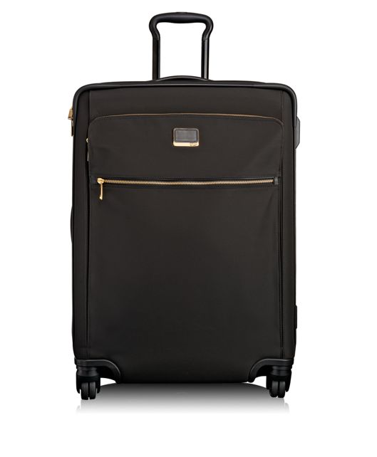 Elisa Short Trip Expandable 4 Wheeled Packing Case in Black