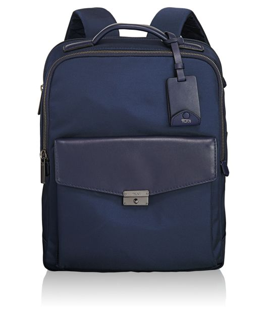 Laurel Backpack in Indigo