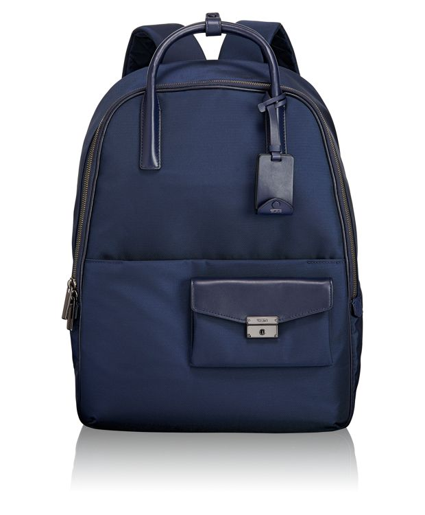 Portola Convertible Backpack in Indigo