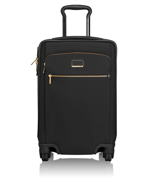 Sam International Expandable 4 Wheeled Carry-On in Black