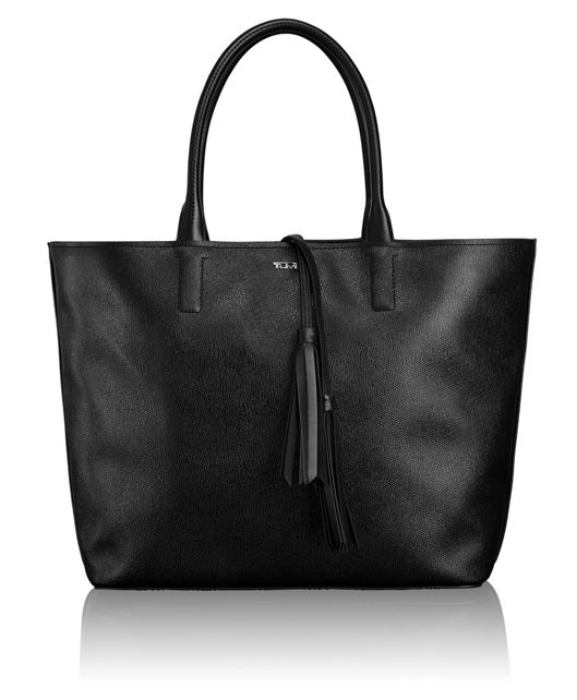 Niki Tote in Black