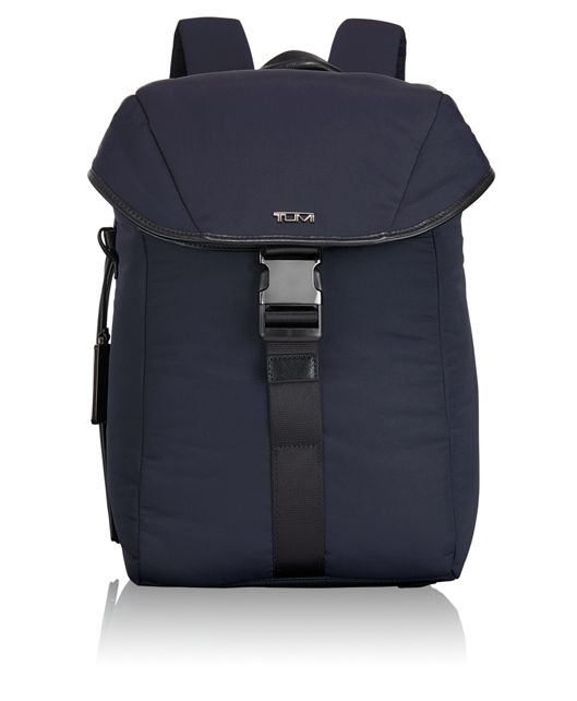 Kori Small Backpack in Navy