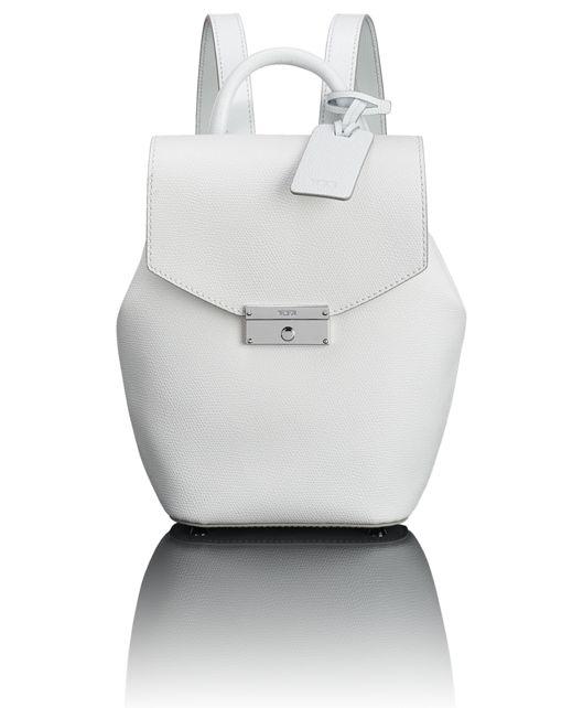 Mini Backpack in Coconut