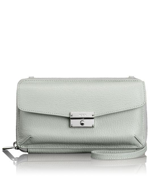 Stockton Phone Wallet in Grey