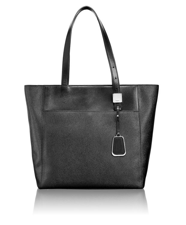 Small Nora Tote in Black