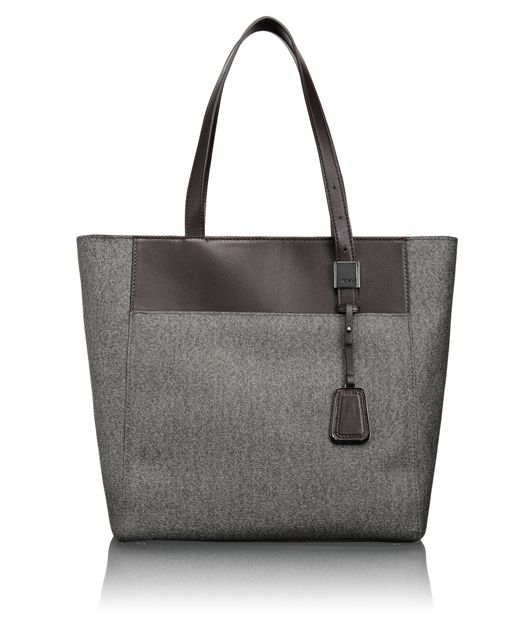 Small Nora Tote in Earl Grey
