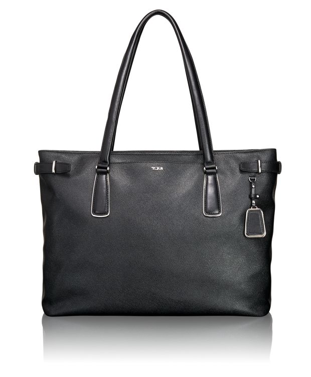 Viera Business Tote in Black