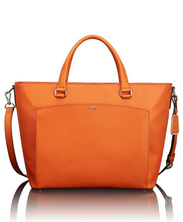 Camila Tote in Orange