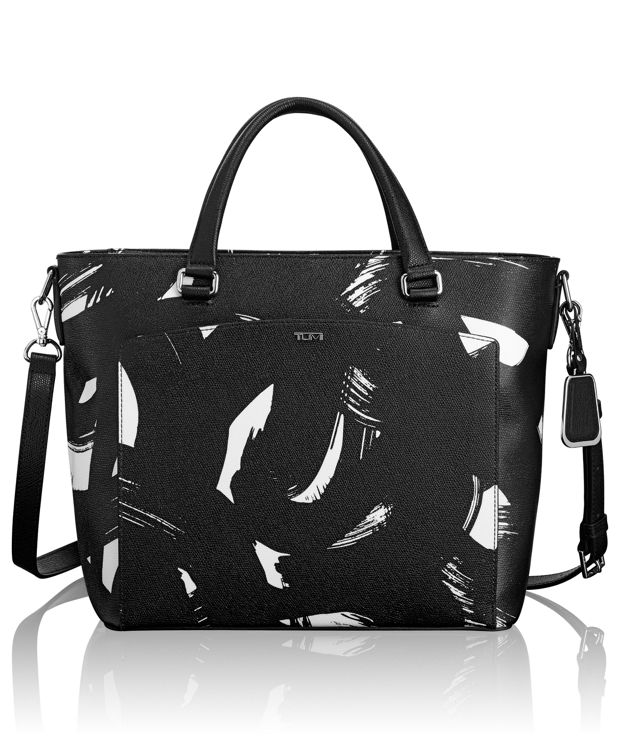 Small Camila Tote in Character Print