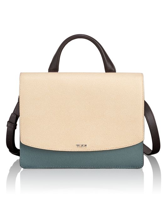 Ali Small Crossbody in Blue/Cream Spectator