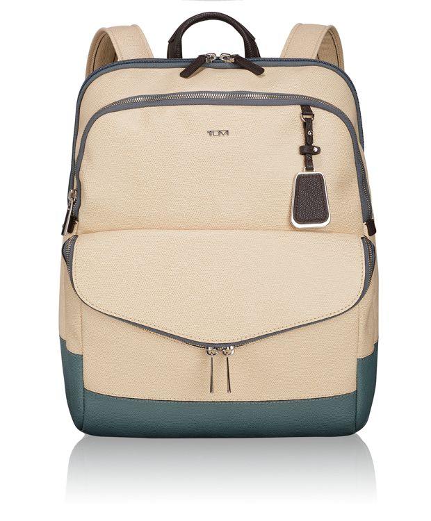 Harlow Backpack in Blue/Cream Spectator