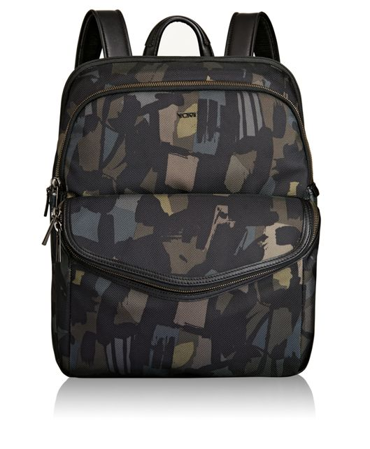 Harlow Backpack in Camo