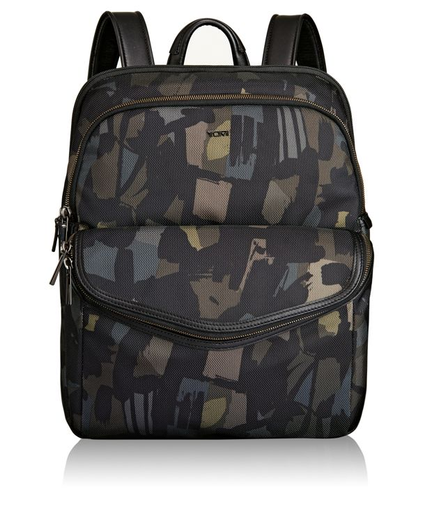 Harlow Backpack in Camo