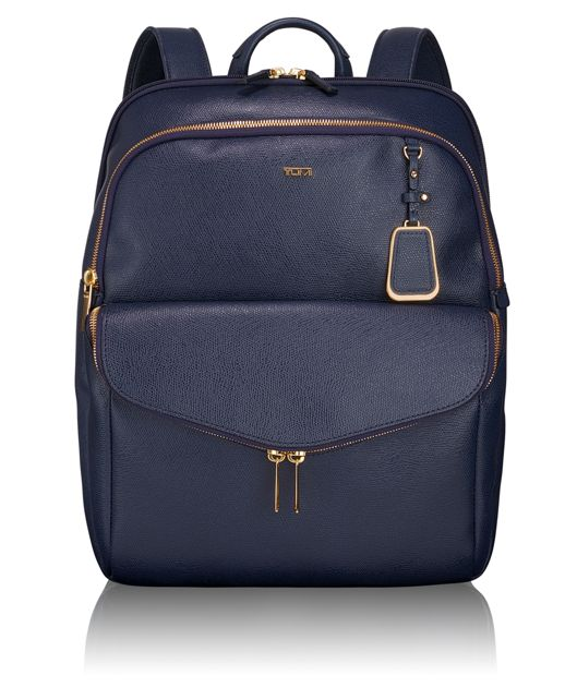Harlow Backpack in Moroccan Blue