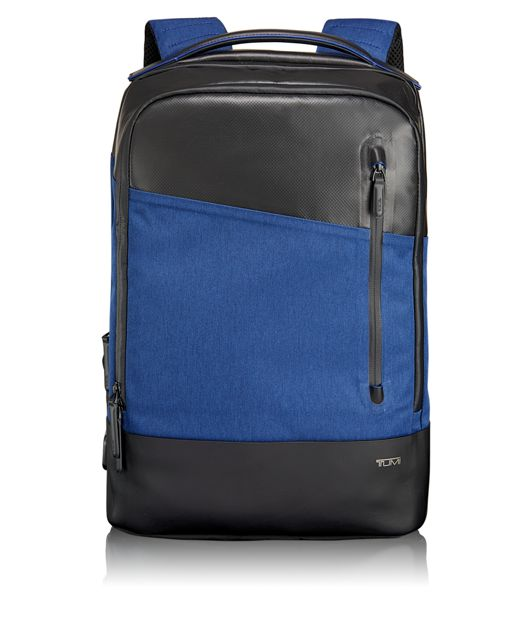 Lyons Backpack in Blue