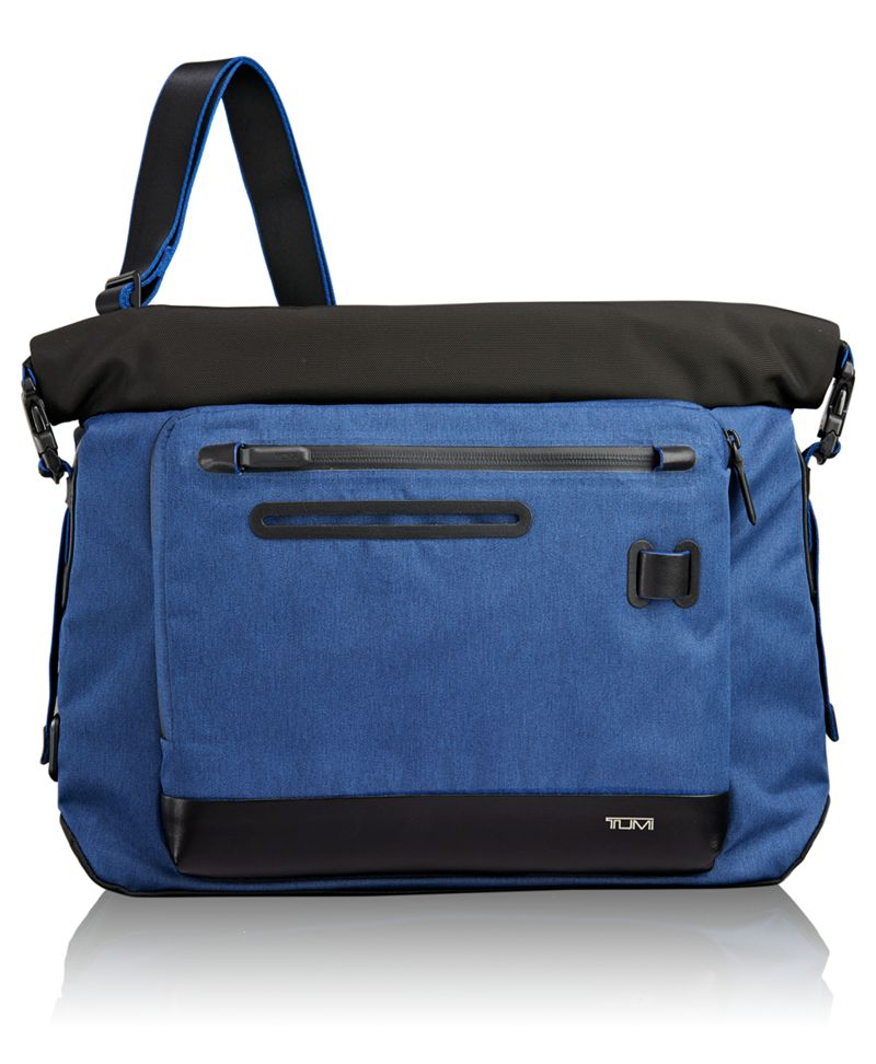 Marino Roll Top Messenger