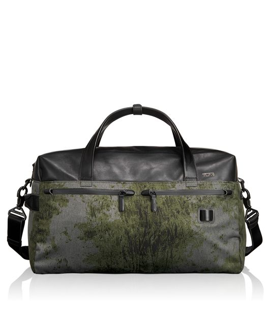 Grove Day Duffel in FOREST PRINT