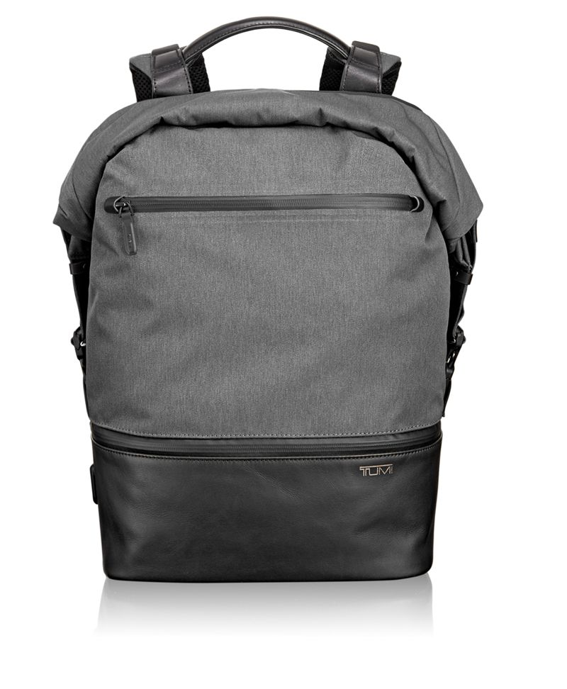 Barton Roll Top Backpack