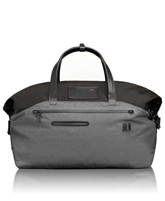 Regency Roll Top Weekender in Grey