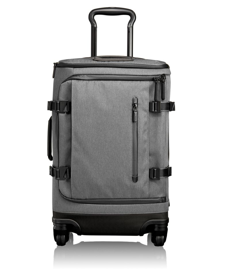 Gardner International 4 Wheeled Carry-On