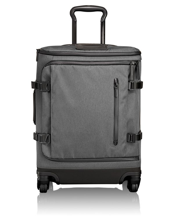 Edgewood Continental 4 Wheeled Carry-On in Grey