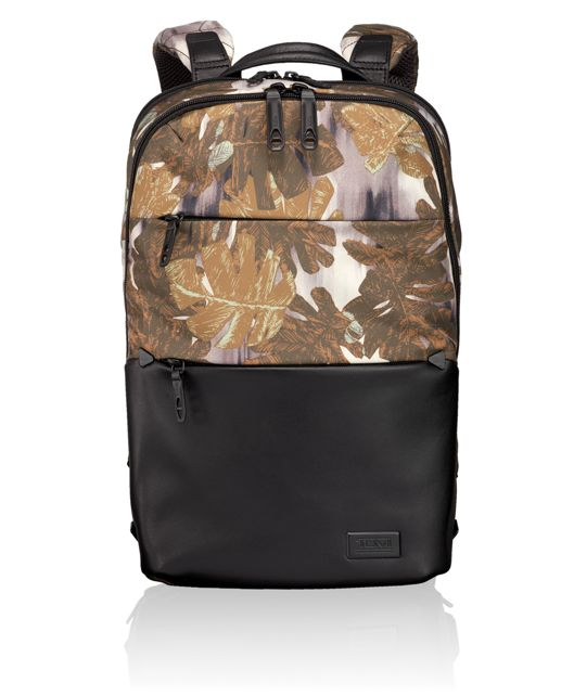 Elwood Backpack in Leaf Camo