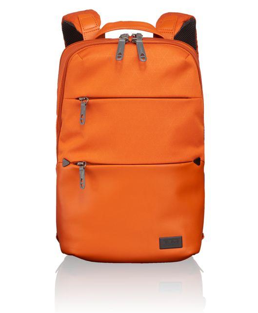 Elwood Backpack in Orange