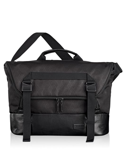 Bode Messenger in Black