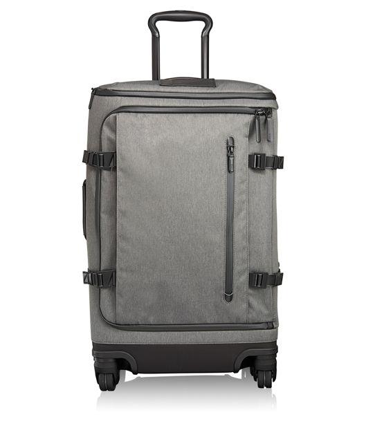 Glenwood 4 Wheeled Medium Trip Packing Case in Grey