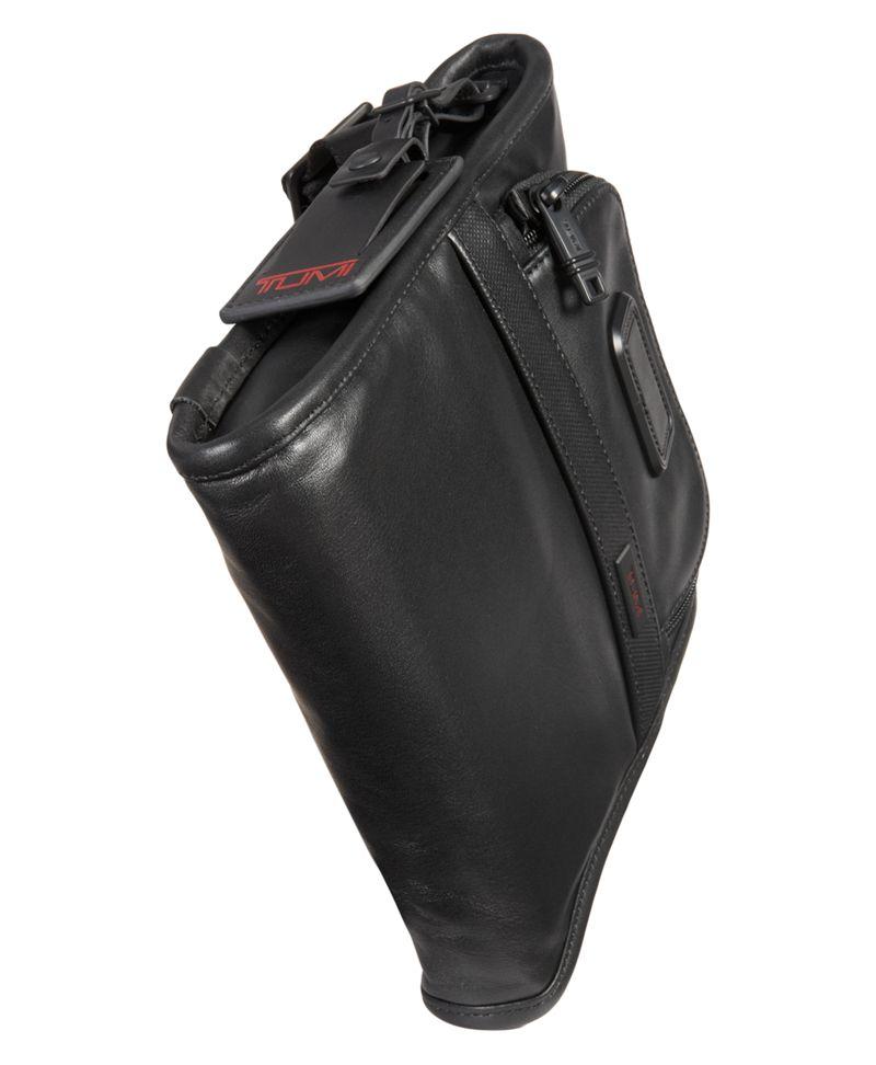 Leather Pocket Bag Small - Alpha 2 | TUMI United States