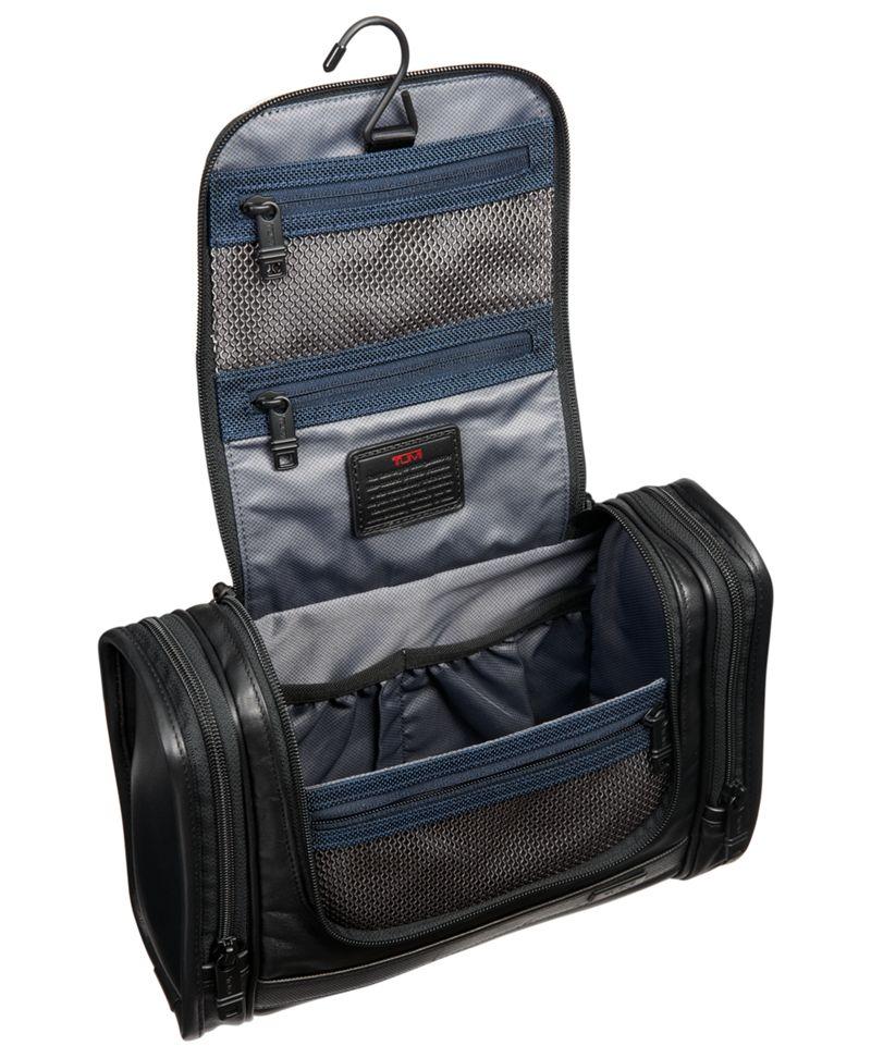 7dde43f219b2 Hanging Leather Travel Kit - Alpha 2 - Tumi United States