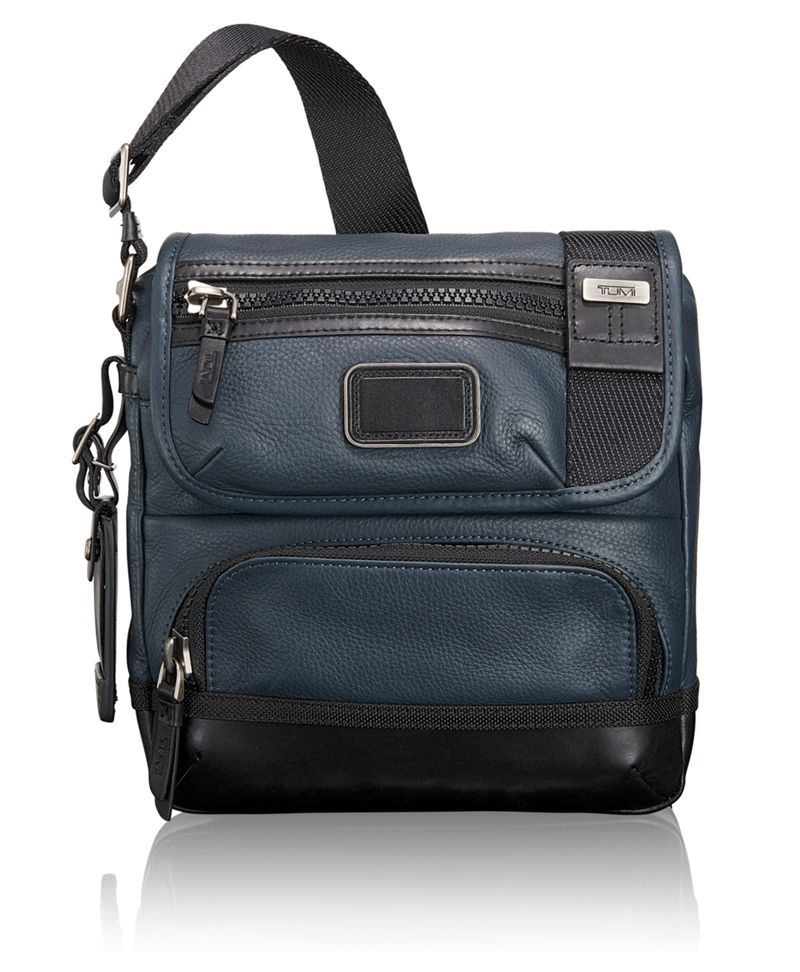 Barstow Leather Crossbody