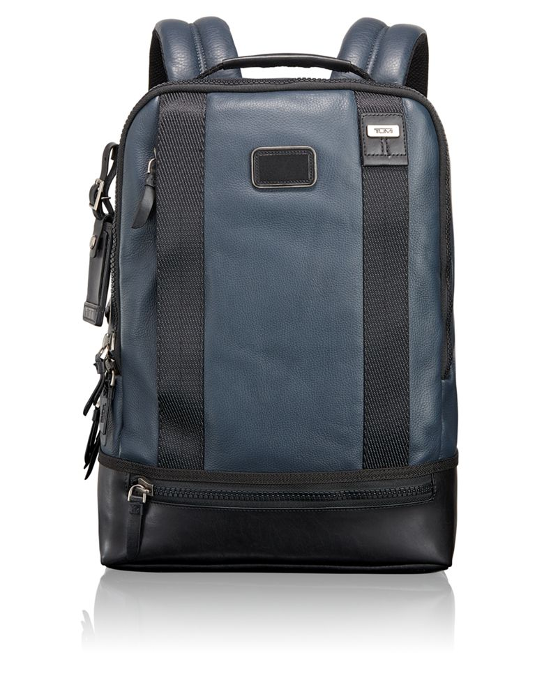 Dover Leather Backpack