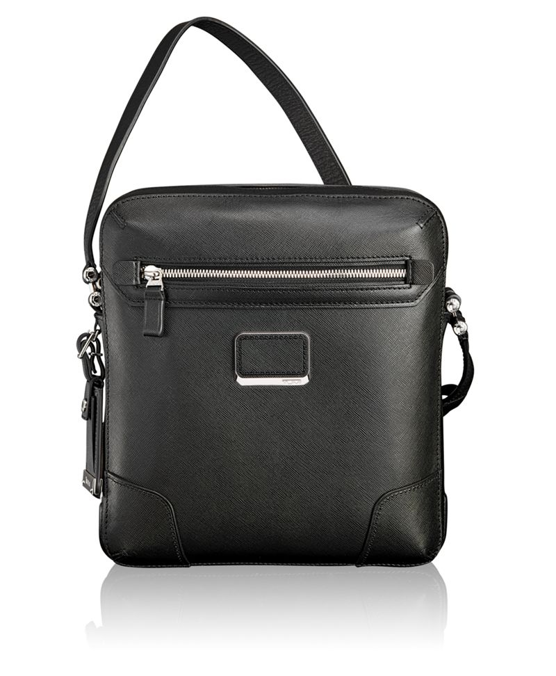 Carnegie Leather Crossbody
