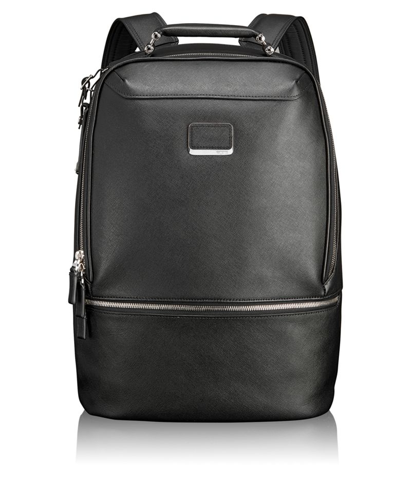 Stratford Leather Backpack