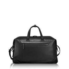 fb7678c4c0 Lenox Leather Duffel in Black ...