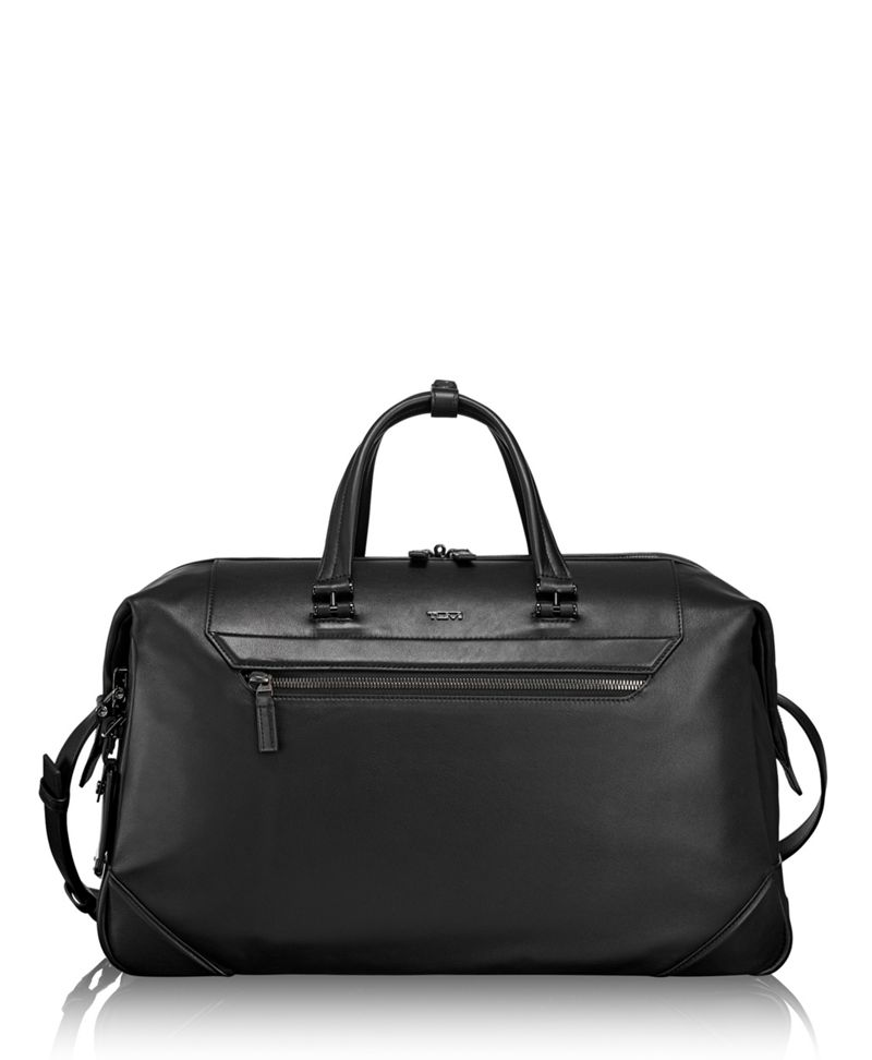 Lenox Leather Duffel