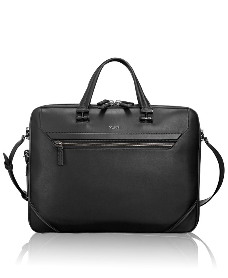 Collins Leather Brief