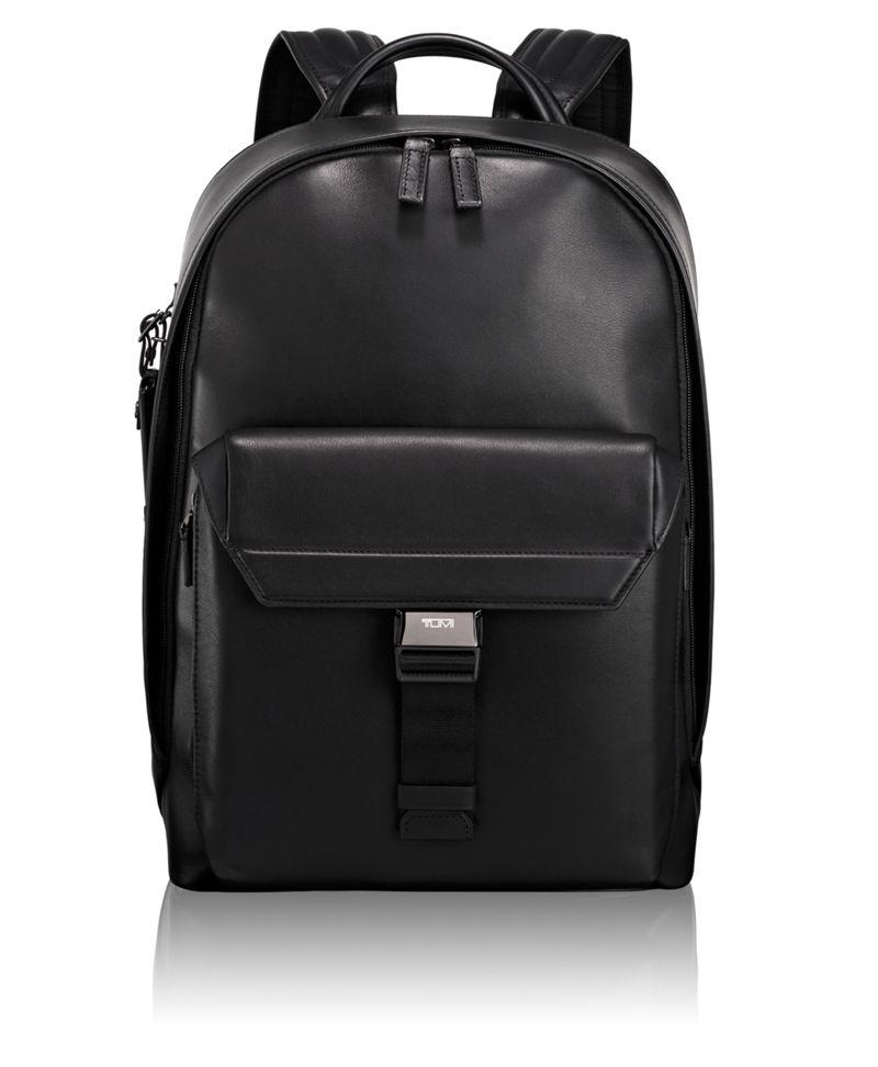 Morrison Leather Backpack - Ashton - Tumi United States