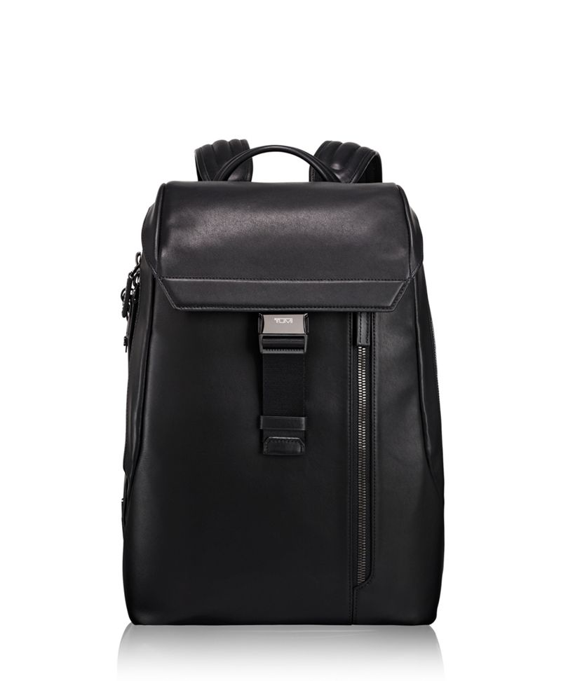 Dresden Flap Leather Backpack - Ashton | TUMI United States