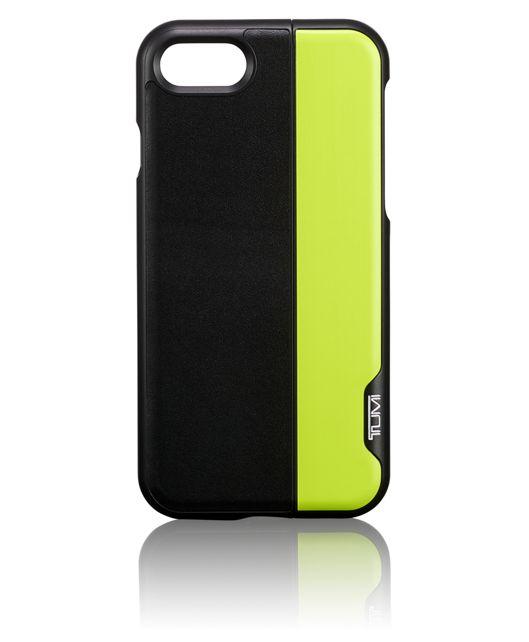Horizontal Slider iPhone 8 in Black/Citron