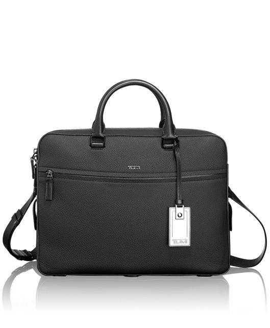 Bradmoor Slim Brief in Black